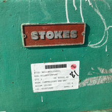 Load image into Gallery viewer, Stokes Compressors Vacuum Pump 4310DScompvac N4523A31330001