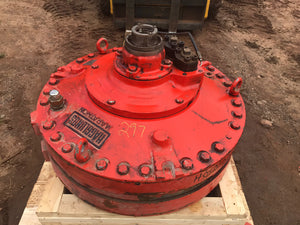 HAGGLUNDS DRIVES HYDRAULIC MOTORS, TYPE MB 283 n 02 00