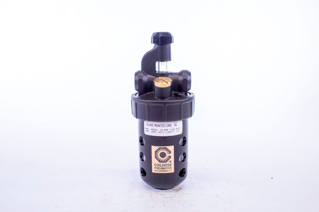 Coilhose Lubricator L140BG Air Line General Purpose Mansfield
