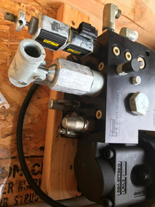 Imperial Electric P56LD013 Hydraulic Pump Motor PARTS ONLY