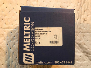 Meltric DR150 39-94243-K04 Receptacle/Connector