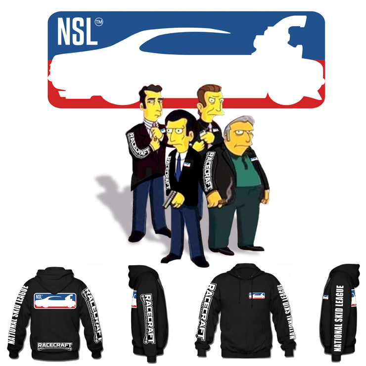 NSL - National Skid League Hoodie