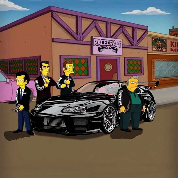 "Simpsons Edit - ""Your Car Here"""