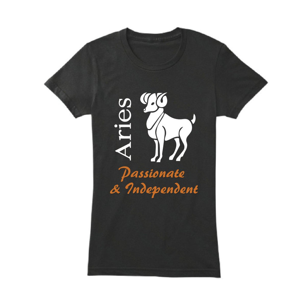 Aries - Passionate Independent - T-Shirts, Hoodies