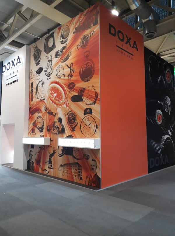BASELWORLD 2018 | DOXA Watches