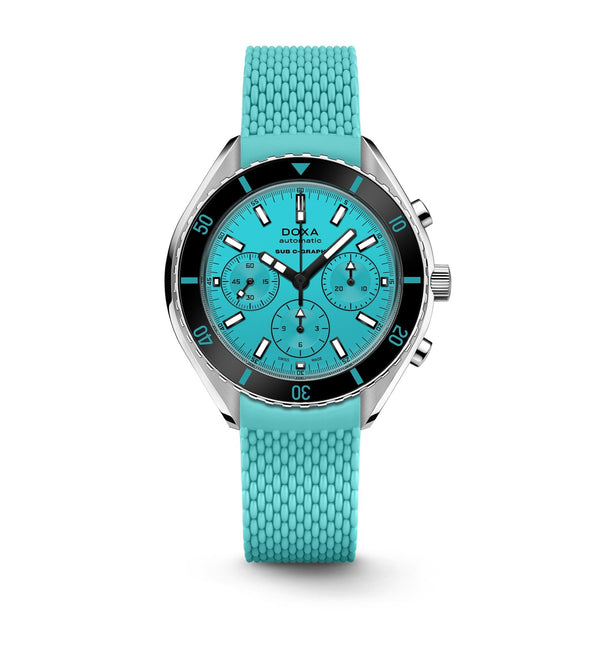 Aquamarine - DOXA Watches US
