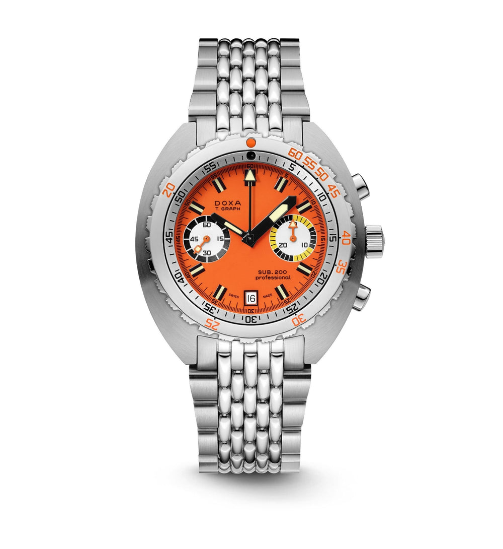SUB 200 T.GRAPH - DOXA Watches