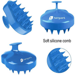 Silicone Shampoo Brush
