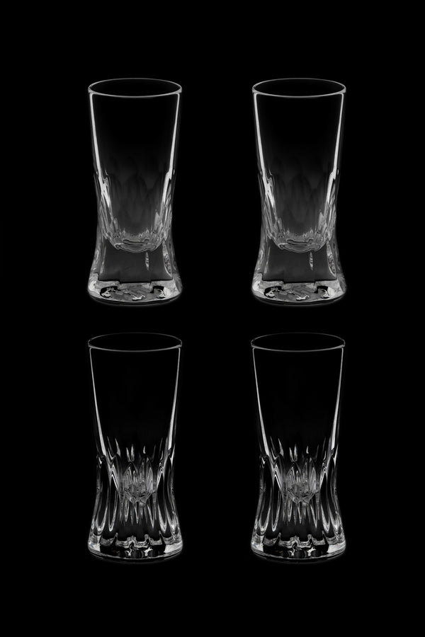 Grappa Glass I & II (Set of 4)