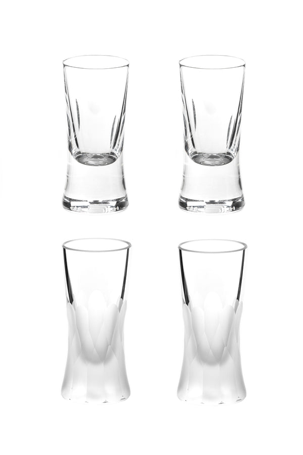 Grappa Glass III & IV (Set of 4)
