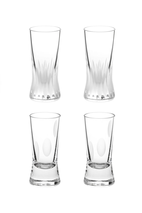 Grappa Glass V & VI (Set of 4)