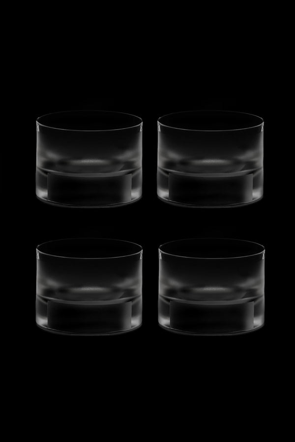 Low Glass II (Set of 4)