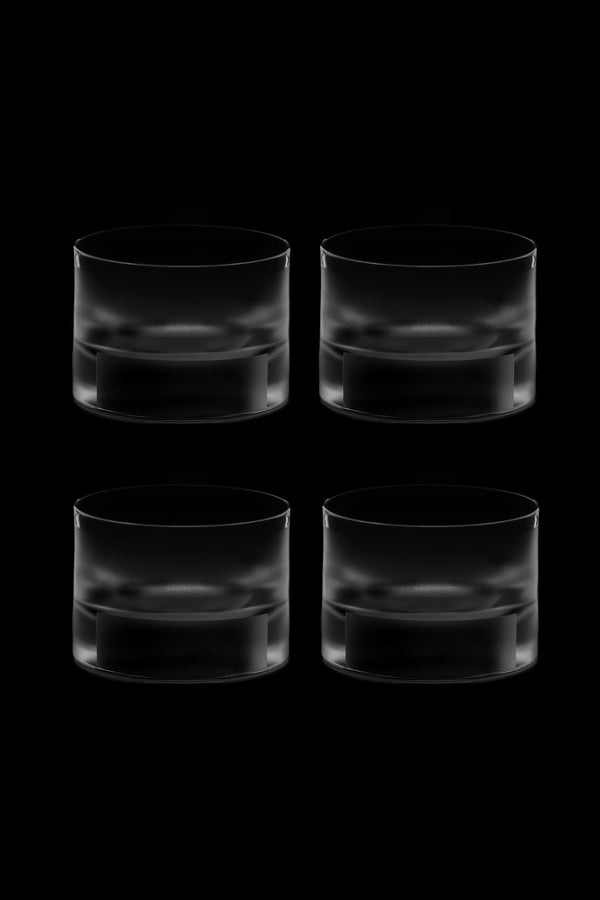 Low Glass I (Set of 4)