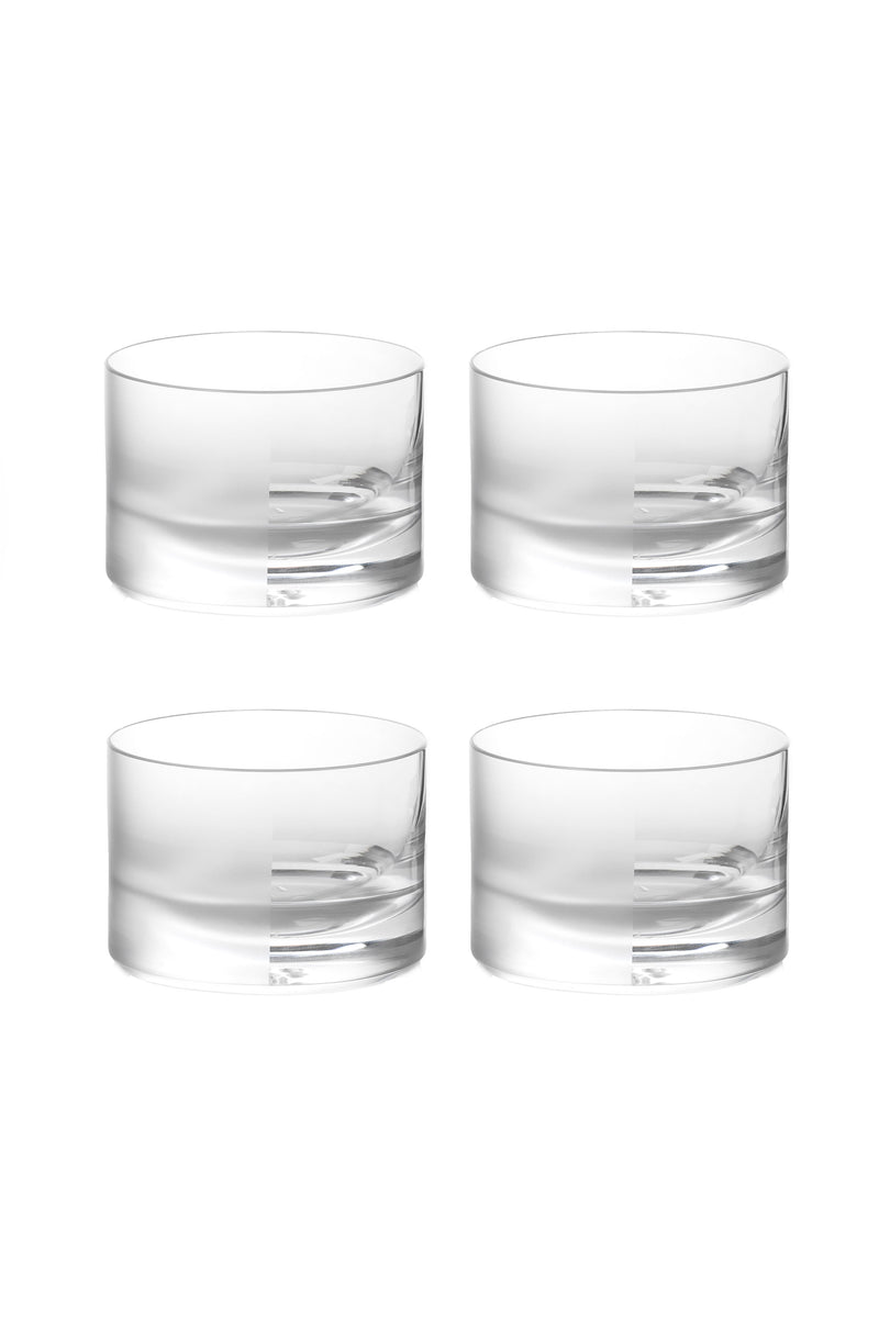 Low Glass III (Set of 4)