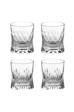 Whiskey Glass I & II (Set of 4)