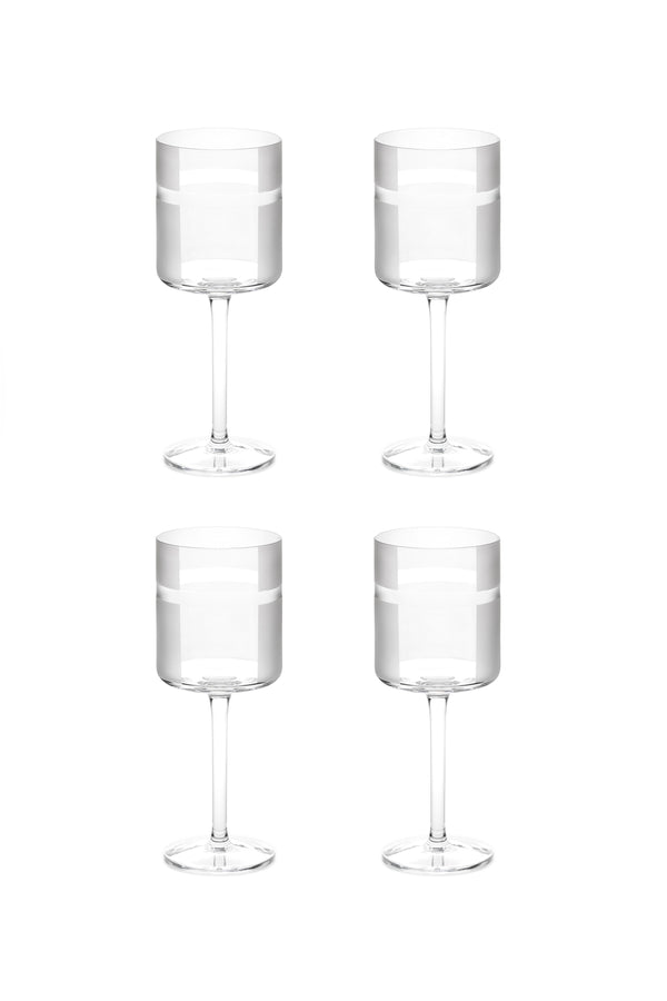 White Wine II (Set of 4)