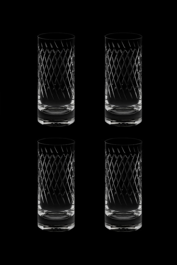 High Glass II (Set of 4)