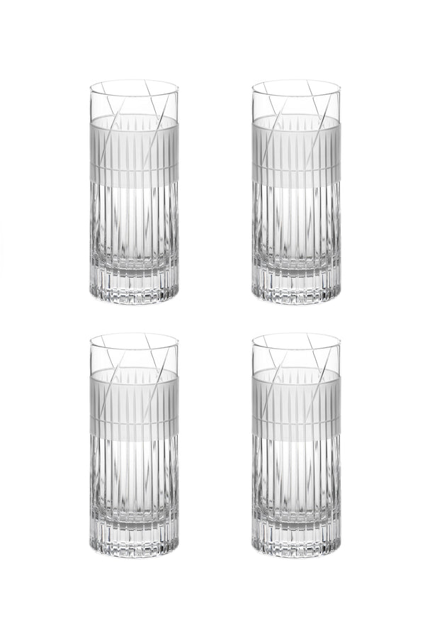 High Glass IV (Set of 4)
