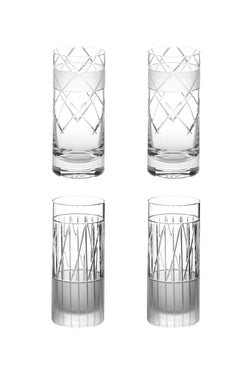 High Glass V & VI (Set of 4)