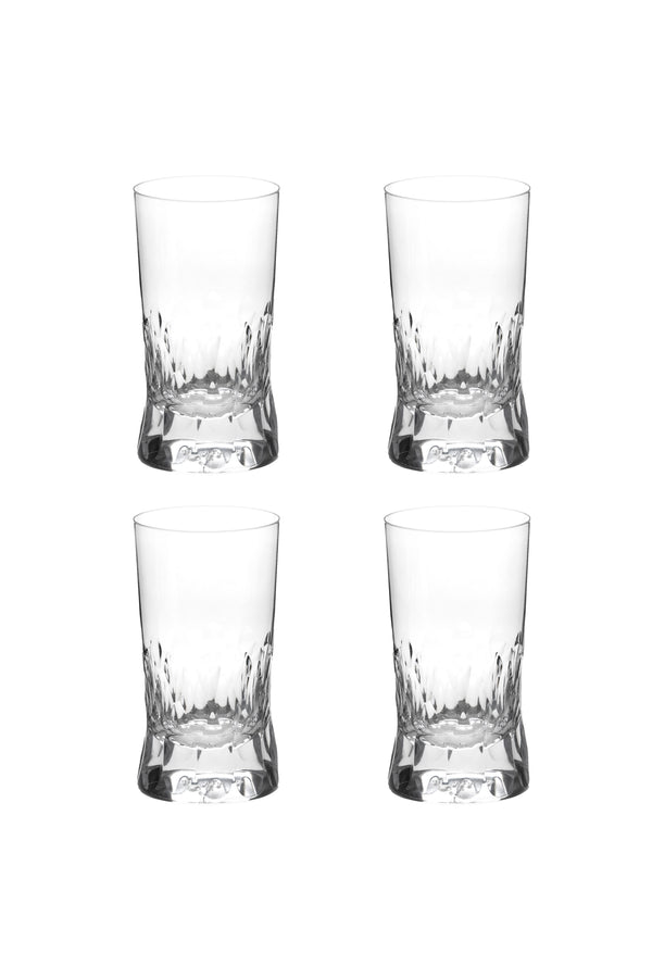 Large Tumbler Glass I (Set of 4)