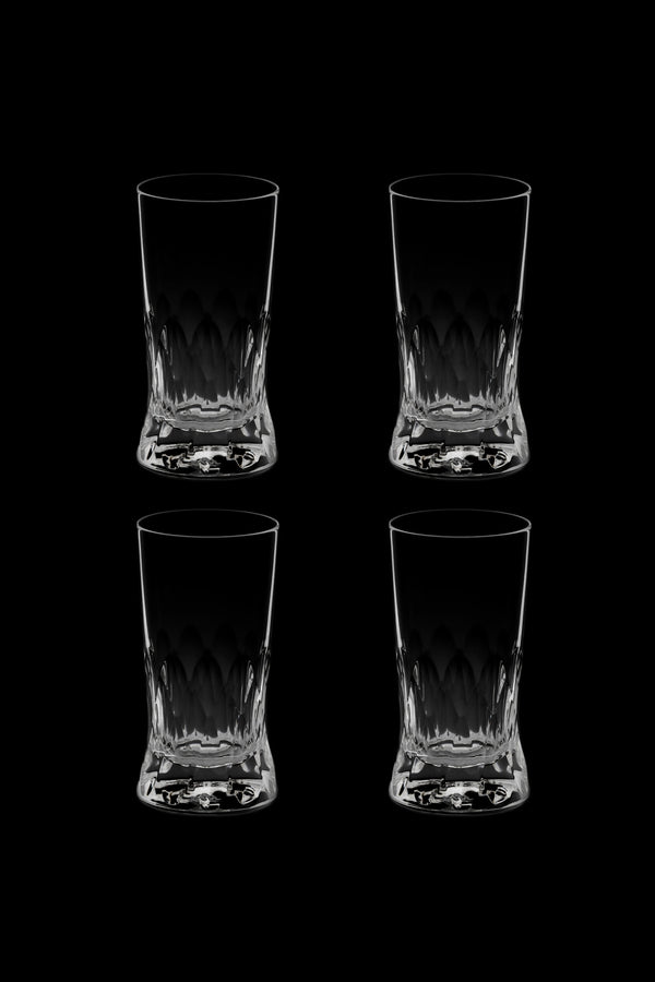 Small Glass I (Set of 4)