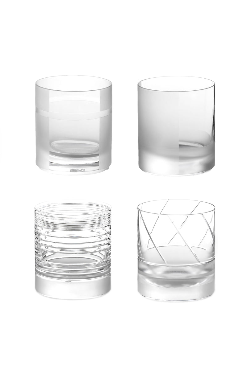 Tumbler I,II,III,IV (Set of 4)