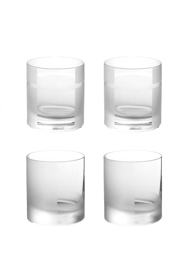 Tumbler I & II (Set of 4)