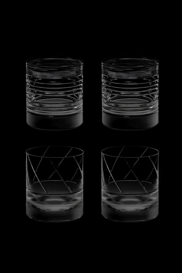 Tumbler III & IV (Set of 4)