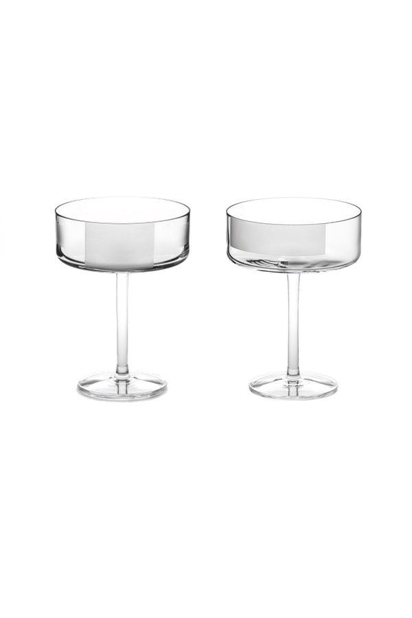 Cocktail Glass I & II (Set of 2)