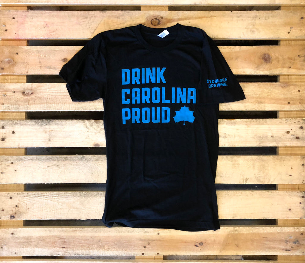 Black Drink Carolina Proud Tees