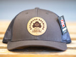 NEW! Sycamore Brewing Trucker Hat - Chocolate Chip and Brown