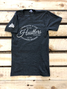 NEW! Charlotte is For Hustlers Tee