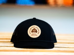 NEW! Sycamore Brewing Trucker Patch Hat- Black