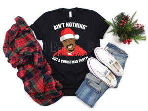 Tupac- Ain't Nothing But A Christmas Party