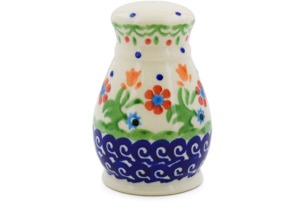 "Salt Shaker 3"" Spring Flowers Theme"