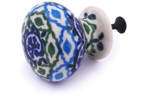 Drawer knob 1-3/8 inch Aztec Eyes Theme