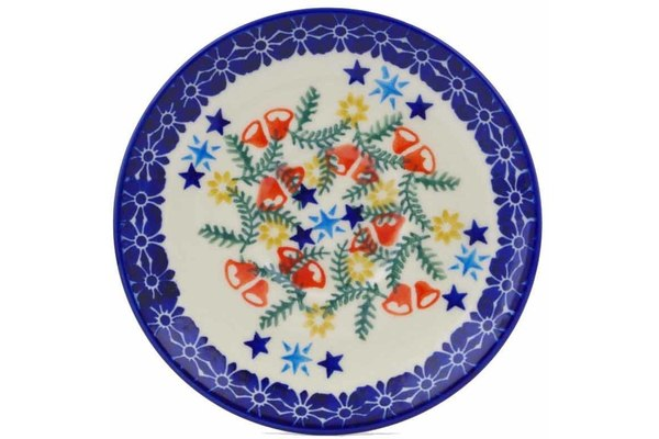 "Saucer 5"" Wreath Of Bealls Theme"