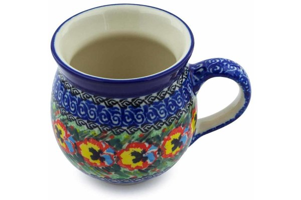 Bubble Mug 12 oz Superb Motif Theme UNIKAT