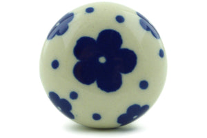 Drawer knob 1-3/8 inch Stars And Dots Theme