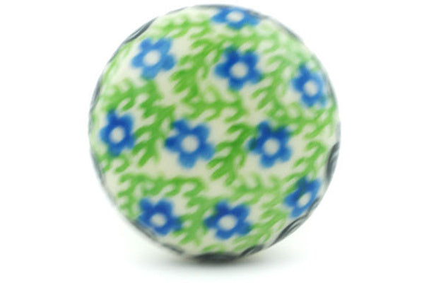 Drawer knob 1-1/2 inch Exotic Wreath Theme