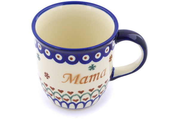 Mug 12 oz Mom-mama Theme