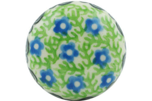 Drawer knob 1-3/8 inch Exotic Wreath Theme