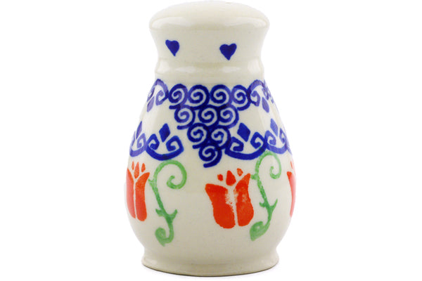 "Pepper Shaker 3"" Butterfly Tulips Theme"
