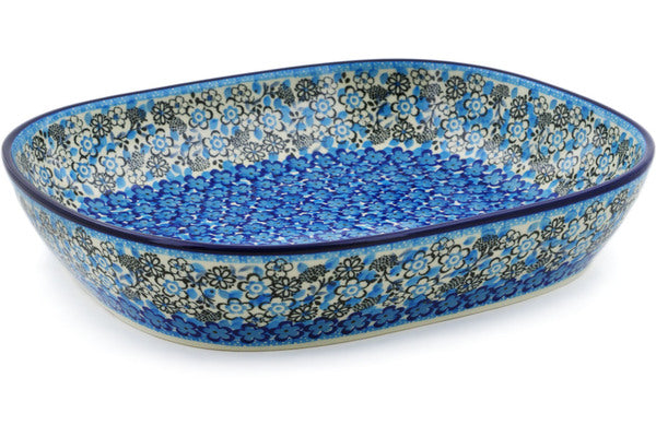 "Platter 12"" Out Of Blue Theme UNIKAT"