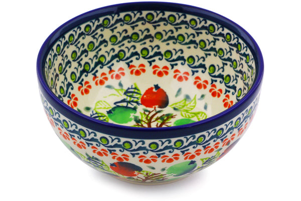 "Bowl 5"" Apple Orchard Theme"