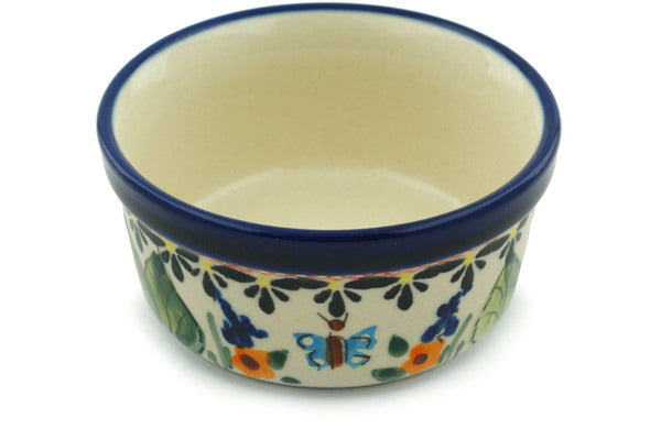 "Bowl 4"" Spring Splendor Theme UNIKAT"