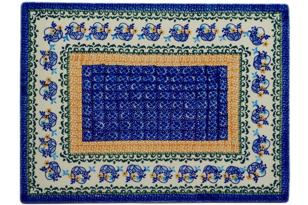 "Cookie Sheet 15"" Royal Stitches Theme UNIKAT"