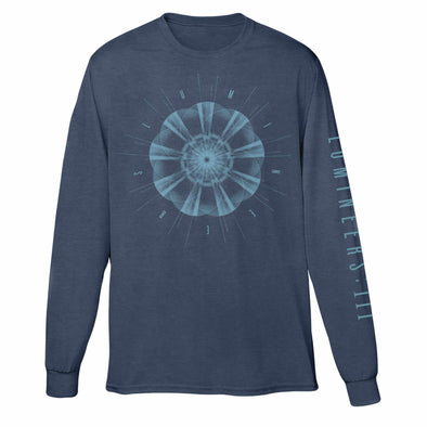 Flora Long Sleeve Tee & Digital Album Download-The Lumineers