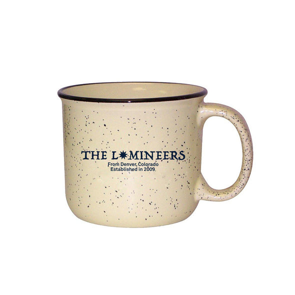 The Lumineers Camp Mug-The Lumineers