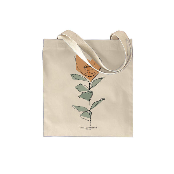 The Lumineers Tote Bag-The Lumineers